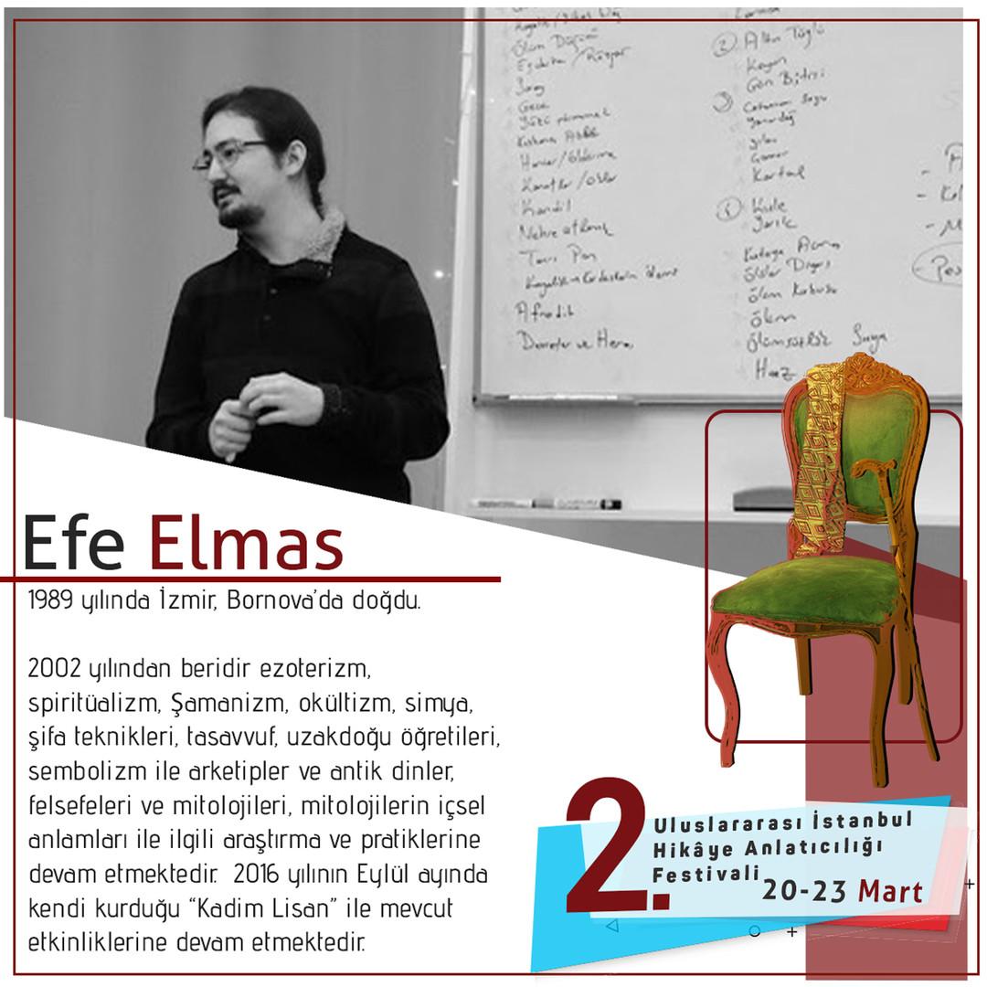Efe Elmas