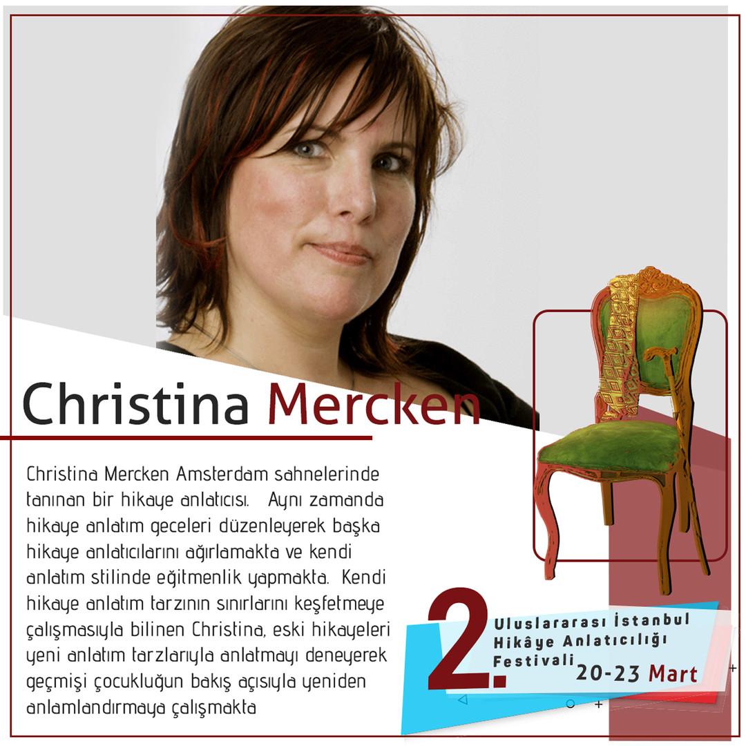 Christina Mercken