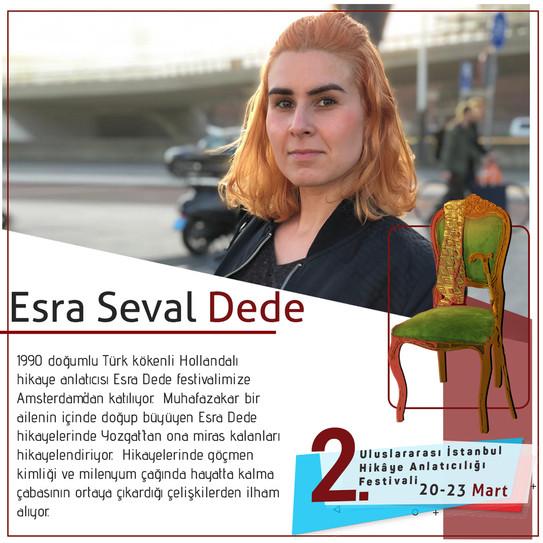 Esra Seval Dede