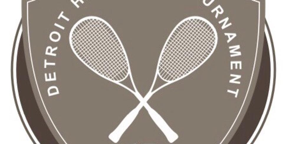 DRC Hardball Squash Tournament