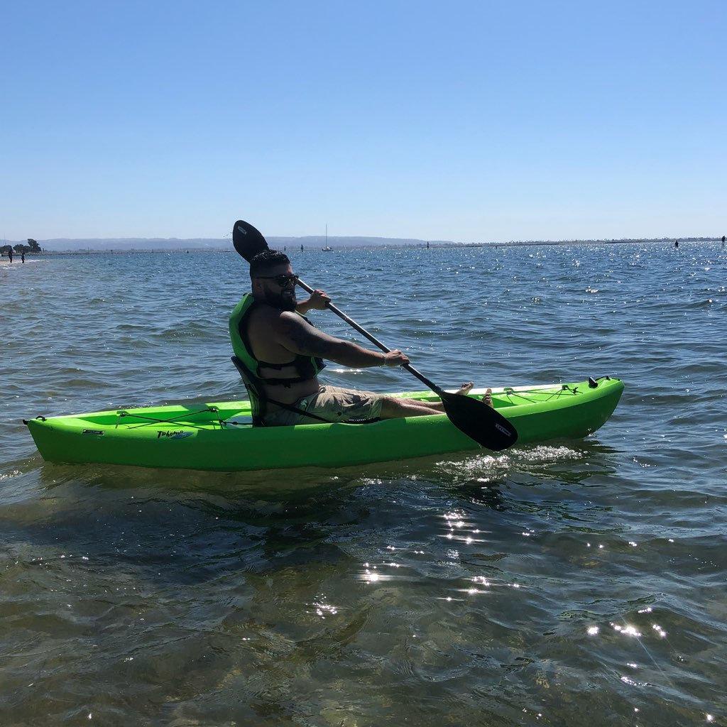 Single Kayak 4 Hr Rental