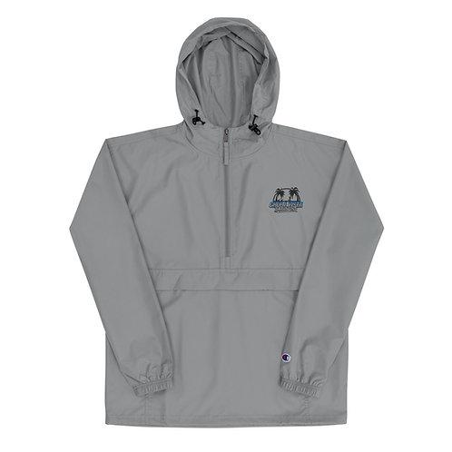 Chula Vista Water Sports x Champion Packable Jacket (Aqua/Space Grey)