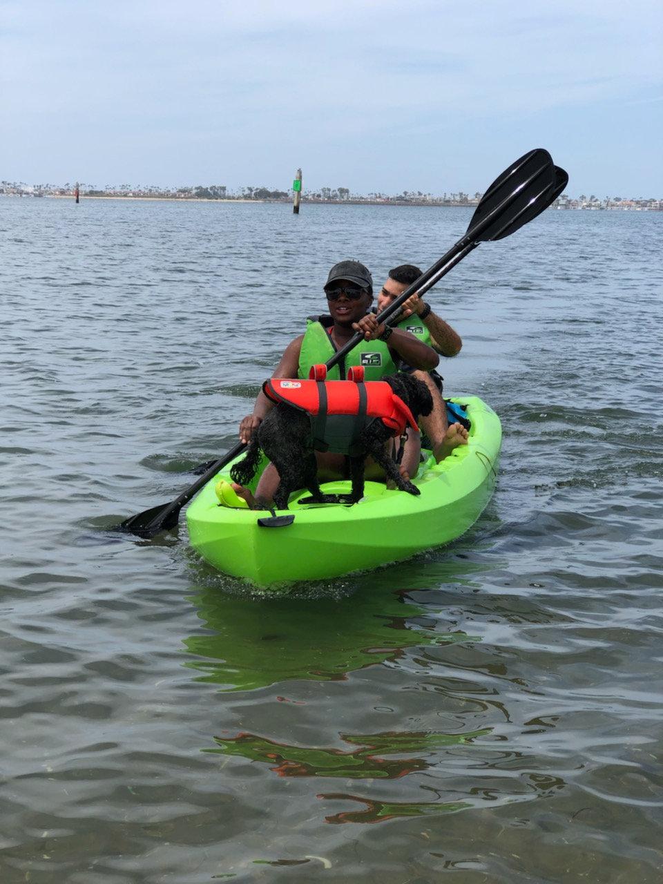 Tandem Kayak  (2 Person) 4 Hr Rental