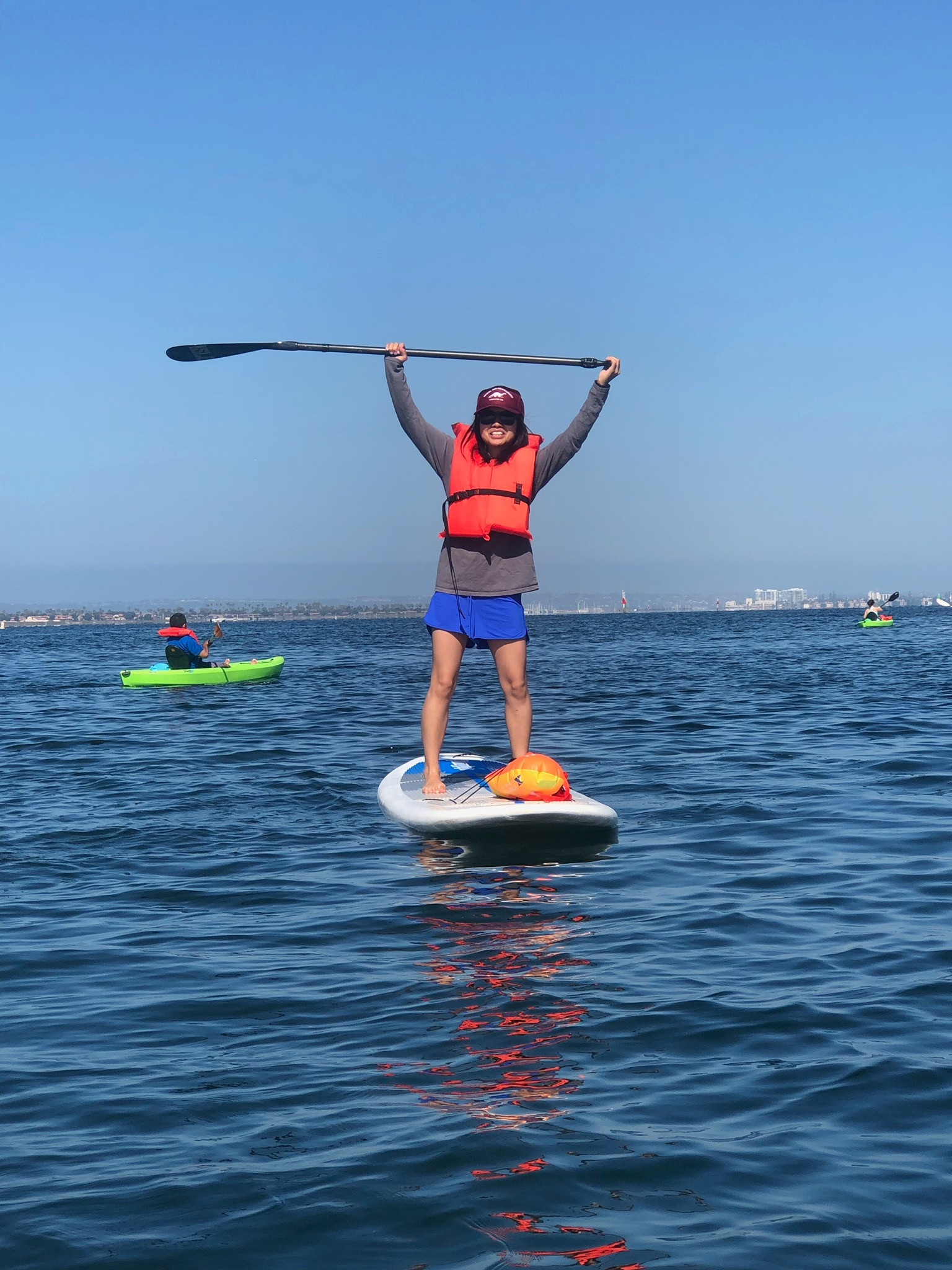 (SUP) Stand Up Paddle Board 2 Hr Rental
