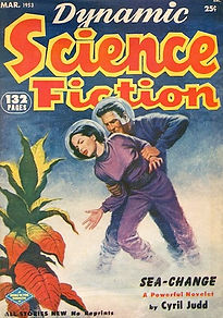 Dynamic Science Fiction, March 1953