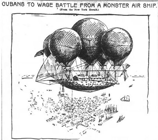 San Francisco Chronicle, July 19, 1896