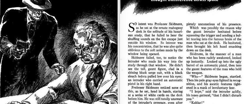 Amazing Stories, January 1941