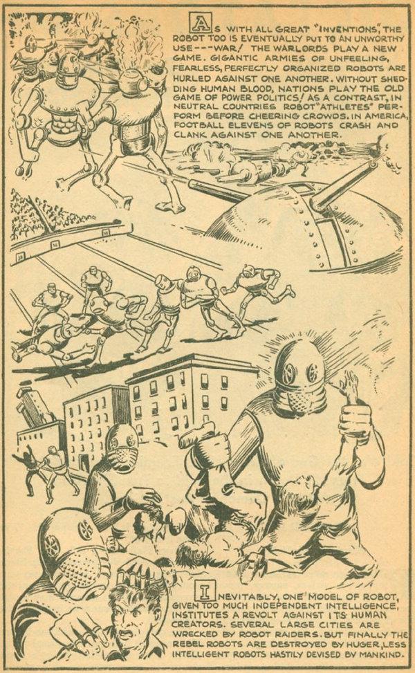 Thrilling Wonder Stories, May 1940