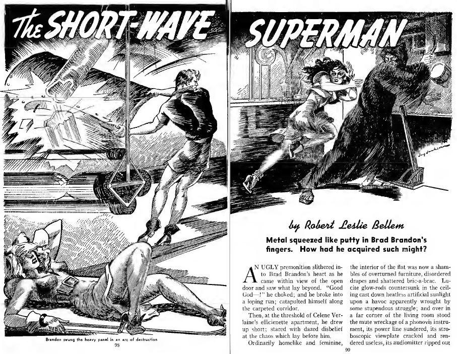 Amazing Stories, November 1941