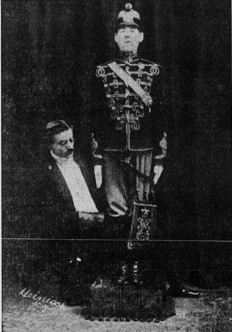 Phroso, the Mechanical Man, Los Angeles Herald, March 21, 1906