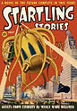 Startling Stories, July 1939, cover by b