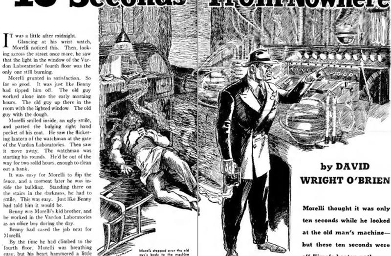 Amazing Stories, July 1941