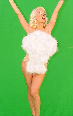 2012 Holly Madison Miss Atomic Bomb, photo by Steven Liguori