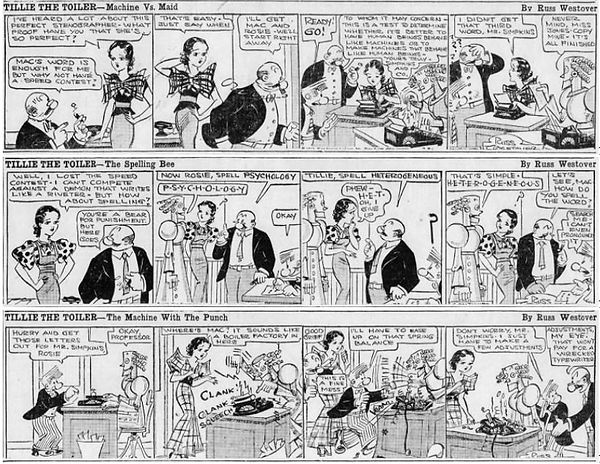 1933-07-20,21,22  Tillie the Toiler