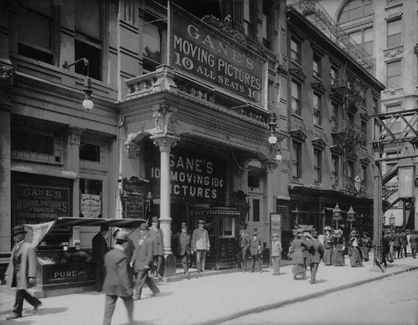 William Gane's Manhattan Theatre