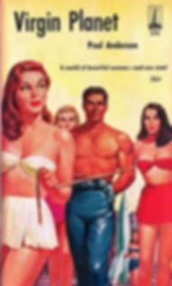 Poul Anderson, Virgin Planet, Galaxy Novel #40, Beacon 270