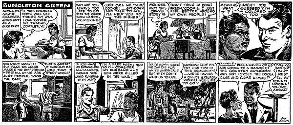1946-06-22 Chicago Defender Bungleton Green