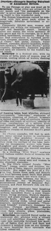Bristol [IN] Banner, July 10, 1908