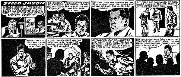 Bungleton Green, March 23, 1946