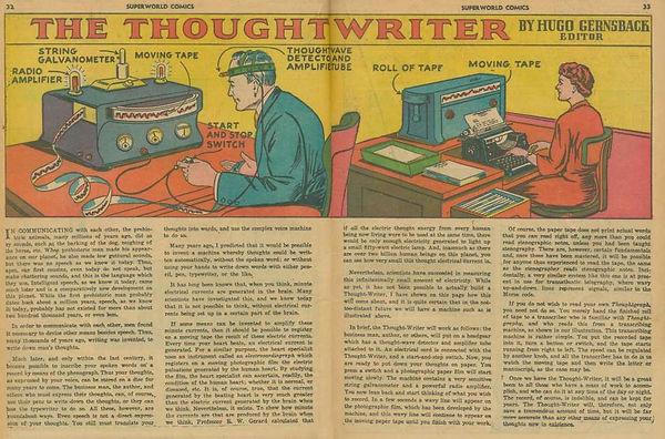 Superworld Comics #3, Aug 1940 32-3