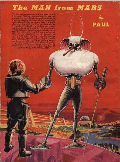 May 1939 Fantastic Adventures