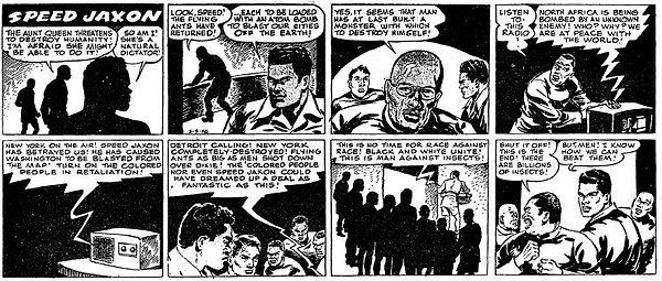 Bungleton Green, March 16, 1946