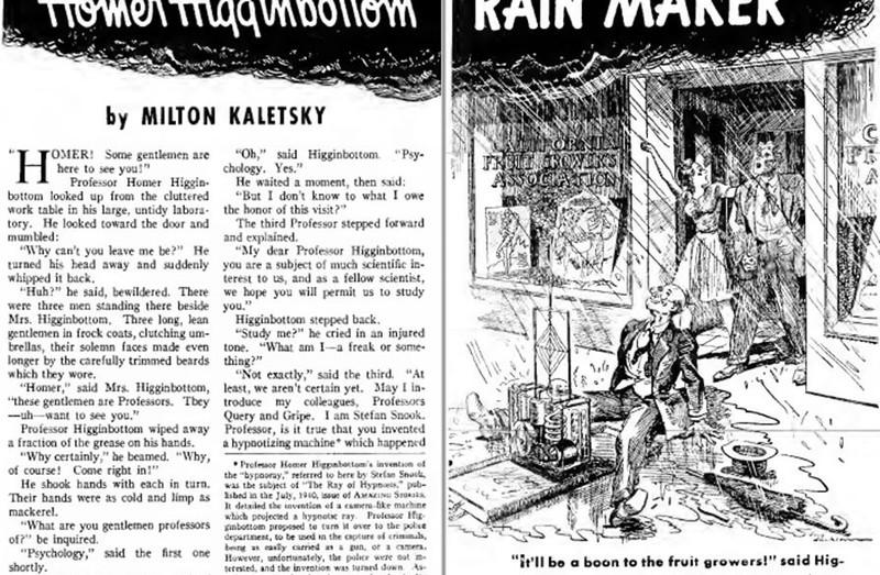Amazing Stories, June 1941