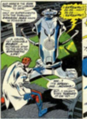 Avengers #58, Nov. 1968 p13