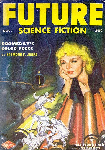 November 1952 - A. Leslie Ross art