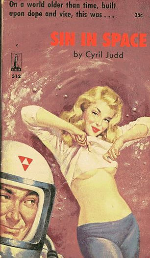Sin in Space, Cyril Judd, Beacon 312, 1961