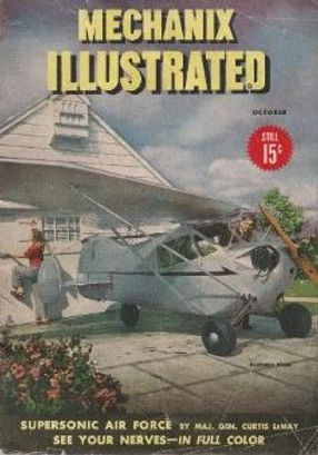 Plane-Mobile, Mechanix Illustrated, October 1946