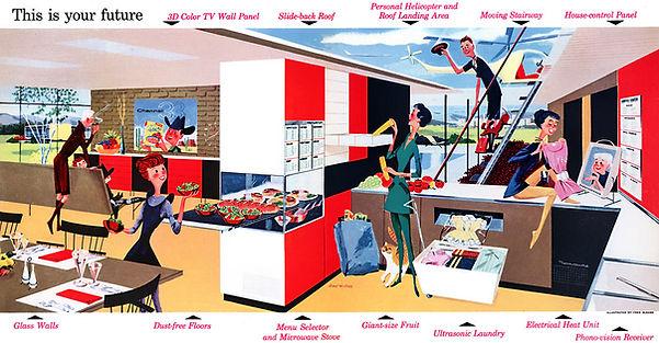 1956-01-22 American Weekly 12-13 house_o