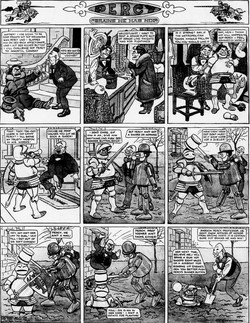 19120317 [Washington, DC] Evening Star, March 17, 1912 Percy mechanical man