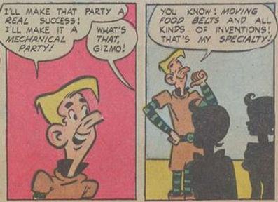 Jetta #7, April 1953 Celestial Celebrity 2 panels 4-5