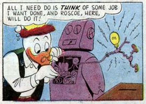 Uncle Scrooge #20, Dec.-Feb. 1958