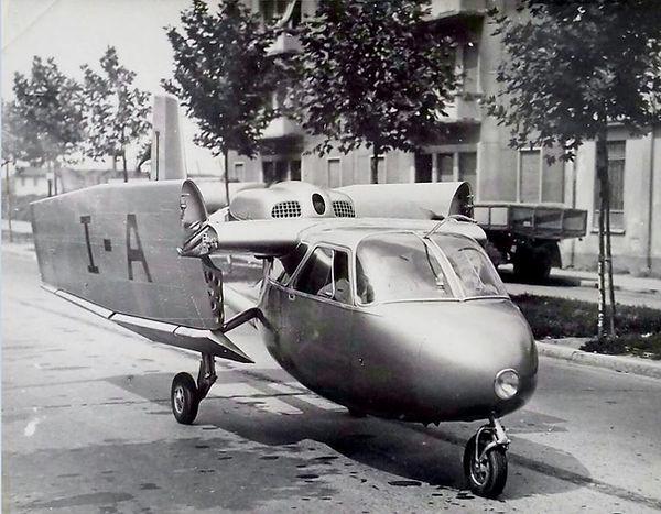 Aerauto Prototype c1950.JPG