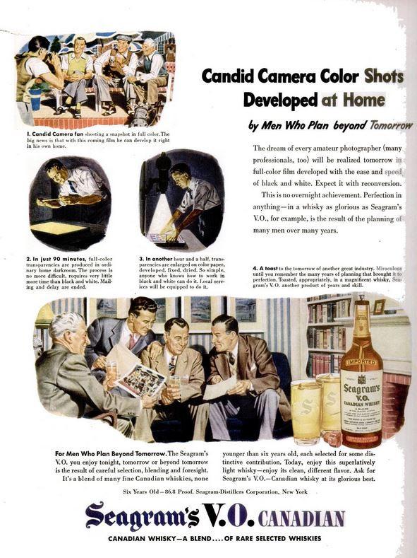 1946-01-21 Color candid camera shots