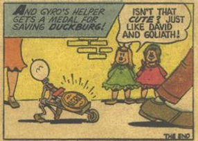 Uncle Scrooge #36, Sept.-Nov. 1961