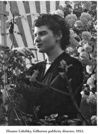 Eleanor Lidofsky, 1952