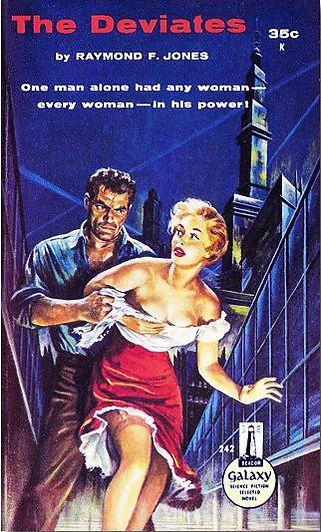 Raymond F. Jones, The Deviates, Galaxy Novel #37, Beacon 242