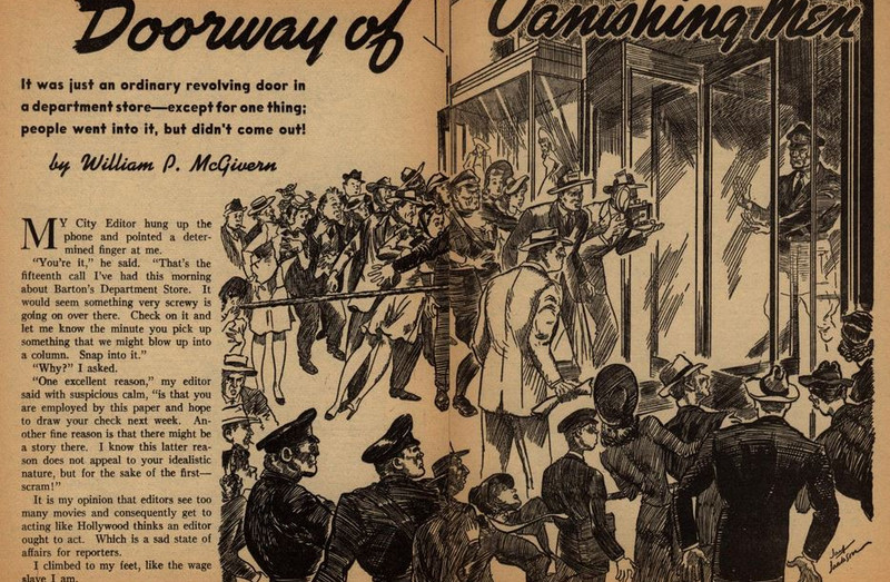 Fantastic Adventures, July 1940