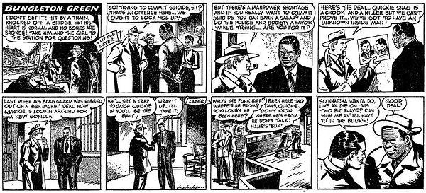 Bungleton Green, April 21, 1945