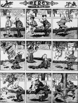 19120922 [Washington, DC] Evening Star, September 22, 1912 Percy mechanical man