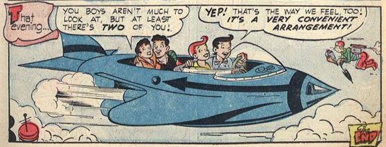 Jetta #6, Feb. 1953 Music from Afar 5 pa