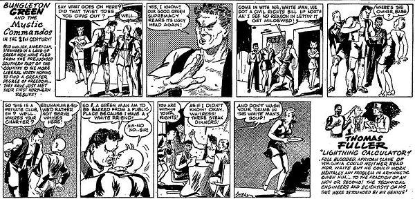 Bungleton Green, August 12, 1942