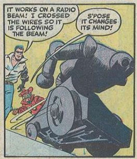 Police Comics #60, Dec. 1946, Spirit panel p. 6