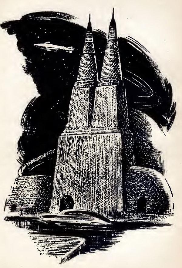 1943-07 Astounding 62 Elton Fax, A. E. v