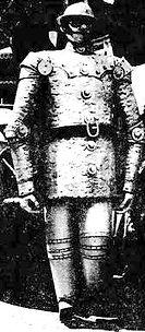Arthur B. Christopher's Fritz von Blitz
