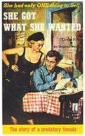Orrie Hitt, She Got What She Wanted, Beacon B-101, 1954