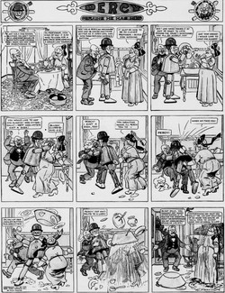 19120901 [Washington, DC] Evening Star, September 1, 1912 Percy mechanical man